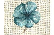 Linen Flower, from DMC Club.