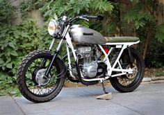 Kawasaki KZ400 - Barreto Moto - The Bike Shed