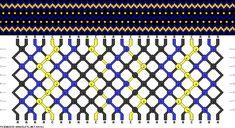 Bead Friendship Bracelets on Pinterest | Friendship Bracelet Patterns ...