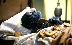 fit, cookie monster, cooki monster, weights, weight loss, funni, midnight snacks, monsters, cookies
