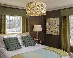 cornice boards, window box, small bedrooms, light fixtures, bedroom makeovers, bedroom decorating ideas, master bedrooms, window treatments, modern bedrooms