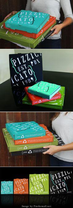 Pizzicato Pizza Box