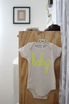 Hello Apparel Baby Onesie