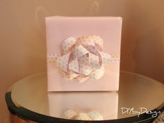 DIY by Design: Paper Bow Tutorial