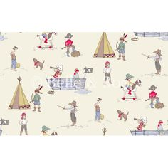 Boys Fabric
