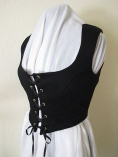 Custom Renaissance Bodice  XLXXXL by SilverLiningSewing on Etsy, $50.00