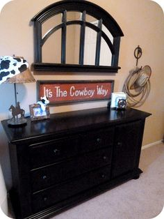 Image detail for -Cowboy Nursery