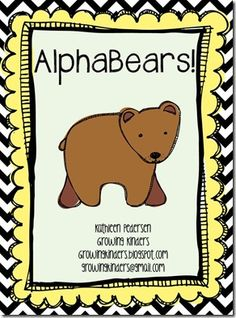 """AlphaBears"" Game (free)"