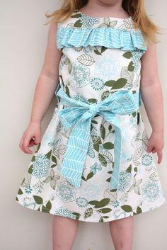 the girliest dress-KCWC