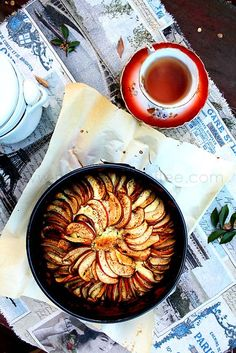 Torta di Mele – Italian apple cake | Muffin and Coffee