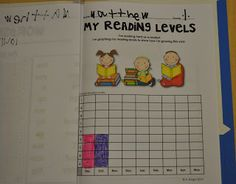 I like her ideas about sharing and keeping data with the students:   Creating Readers and Writers