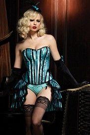 Burlesque Betty Corset