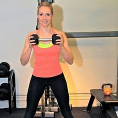 Burn Cals And Tone It All In Just 5 Minutes: Fitness: Self.com : With this the no-excuses routine, you'll squeeze in a killer head-to-toe, fat-blasting workout no matter how busy you are. #SELFmagazine