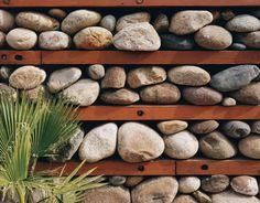 great rock wall
