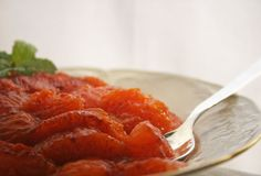 Ever thought about baking grapefruit? It's amazing with cinnamon and cardamom. Great Phase 1 breakfast or snack for the #FastMetabolismDiet The recipe is included in The Fast Metabolism Diet book.