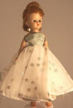 All Original Vogue Jill Doll - Sister to Ginny