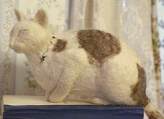 needle felting animals