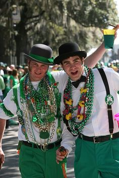 Have fun in Savannah this St. Patrick's Day - we'll share our list of Do's and Don'ts to keep you on this side of the law! ;)