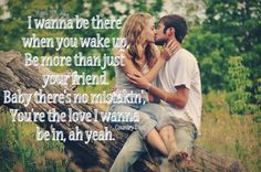 you're the love I wanna be in- Jason Aldean
