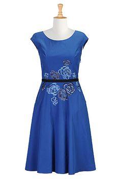birthday, eshakti flowers, fashion dresses, embellish floral, bluebridesmaidsdress royalblu, dress bluebridesmaidsdress, flower floralembroideri, floralembroideri dress, blue dress