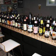Beer tasting 30th birthday party