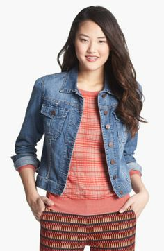 6 Essential Items for an Early Spring Wardrobe - KUT denim Jacket