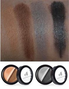 ELF cream eyeshadow..wanna try the Butter Pecan