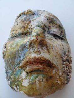 encaustic sculpture