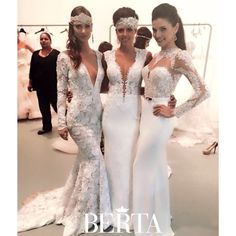 Beautiful models showcasing some of our masterpiece designs at a runway in Orange County, CA