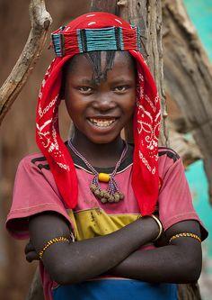 smile from Ethiopia
