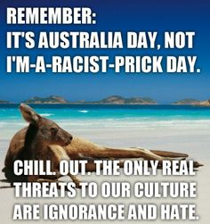 Remember this on Australia Day folks  Click for more Funny Pictures --> http://www.funnypicshub.com