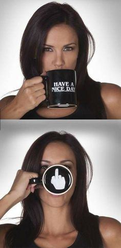 This mug could be quite useful some days! | Click the link to view full image and description : )