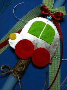 Sugarbaby Art: πασχαλινές λαμπάδες