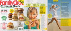 Coolibar products as seen in Family Circle! #Summer #Saveyourskin