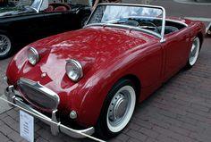 Austen Heeley Sprite- dream car