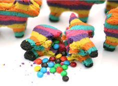 Behold: The Pinata Cookie. #Cookies #Pinata #CincoDeMayo