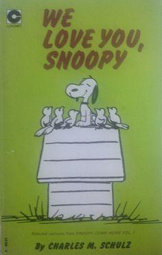 Love snoopy via @A o Curcher