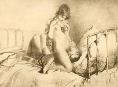 "Zichy's drawings are surprisingly realistic, incorporating subjects of a variety of ages and classes, engaging in acts both consistent with and diverging from sexual ""normalcy."" Although not pictured above, Zichy also depicted sex between partners of the same gender as well as sex with oneself, showing a remarkable open-mindedness for his day."
