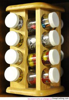 Craft Rack Organization Idea. #DIY #organize crafts #DIY #organize #beads #DIY #organize #fabric #DIY #organize #ribbon #DIY #organize #felt #DIY #organize #glue #DIY #organize #paint #DIY #organize #crafts #DIY #organize #yarn #DIY #organize #thread #DIY #organize #craft #space #DIY #craft #storage
