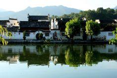 Hongcun, una villa de película