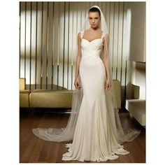 Find my mermaid church wedding Dress