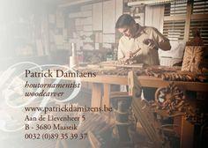 Ornamentsnijder - PATRICK DAMIAENS