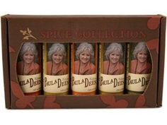 5-pc. Spice Favorites Pack by Paula Deen by Paula Deen at Cooking.com #holidaycooking