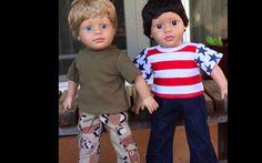 Best Doll Toys 2013. 18 inch Boy Dolls from www.harmonyclubdolls.com