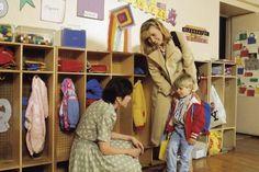 What Do Preschool Teachers Discuss at Parent Teacher Conferences?