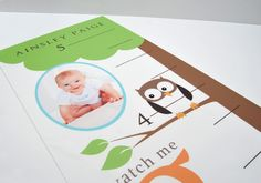 Growth Chart for Kid's Wall