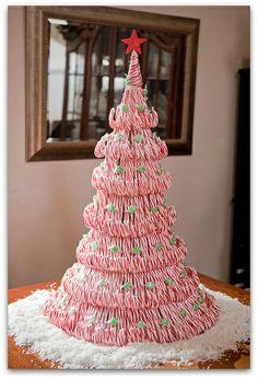 Alternatieve kerstboom - alternative christmas tree snoepjes candy