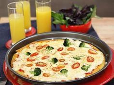 Recetas   Polenta a la pizza aptas para celiacos   FOXlife.com