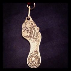 The Game of Life run/walk - July 1st, 2012.