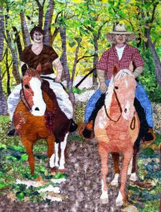 Art/Story Quilts - Amy Cavaness Designs